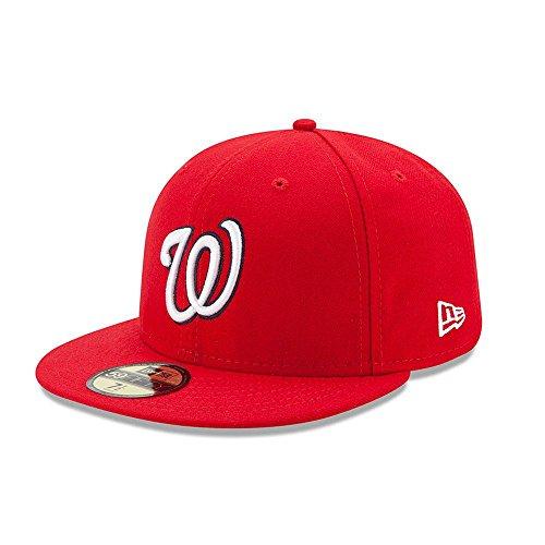 New Era Cap Co. Inc. Men's 70357719, Red, 7
