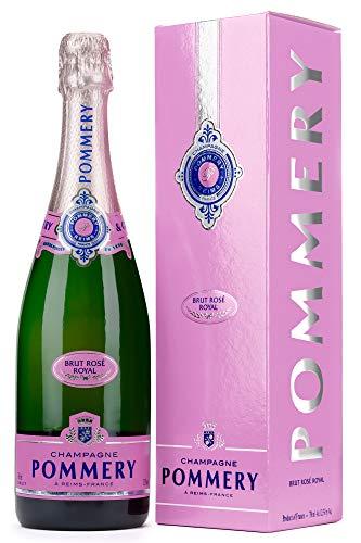 POMMERY Brut Rose' Royal - Champagne AOC - BOX - 750ml - IT