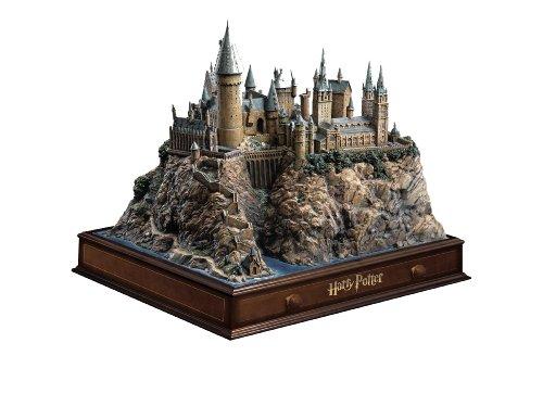 """Harry Potter 1 - 6 Collector's Edition """"Hogwarts Castle"""" (12 Discs, inkl. Platzhalter für HP 7.1 und 7.2)"""