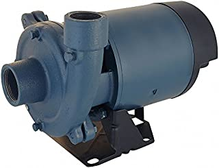 Booster Pump, 2 HP, 1-Phase, 115/230V