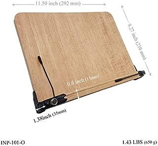 BestBookStand Nice Production INP-101-O Book Stand (Bookstand / Bookstands / Holder / Cookbook / Music)