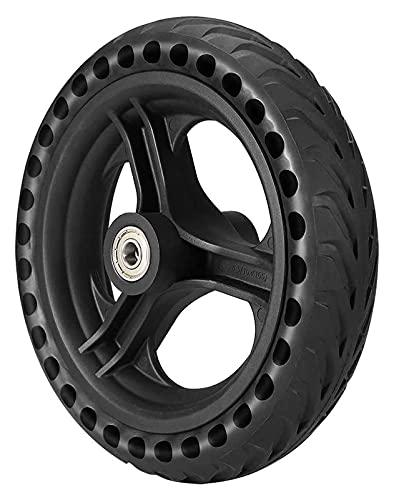 Rueda de Repuesto de neumático sólido Delantero Trasero de 8.5 Pulgadas para neumáticos de Scooter eléctrico M365 / M365 Pro (Color: 2PCS)