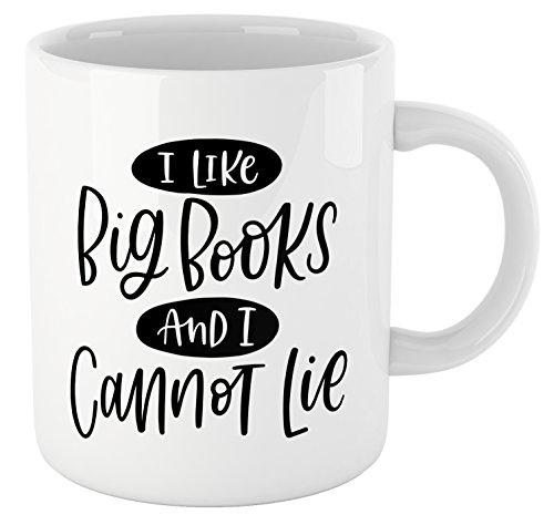 Book Lovers Reading Mug