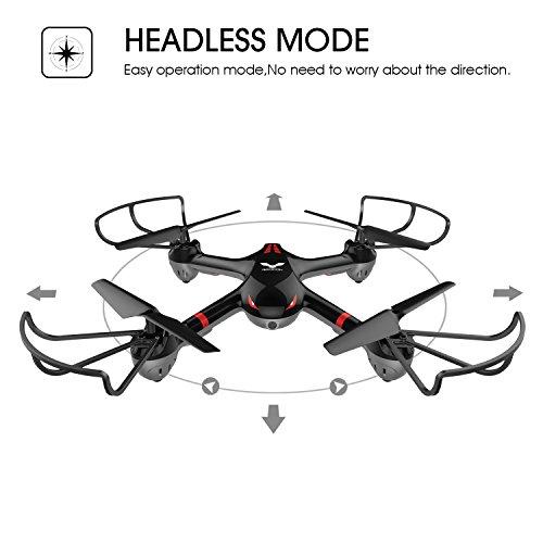 DROCON Drone X708W Wi-Fi FPV