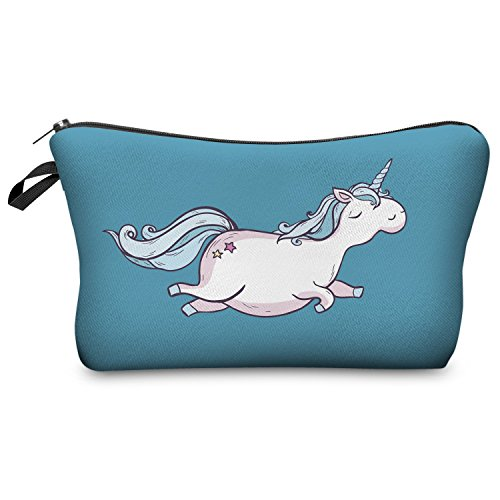 Make Up Bag Eenhoorn Unicorn make-up mapje etui tasje toilettas make-up tasje make-up tasje schminktas tas stiftenmap