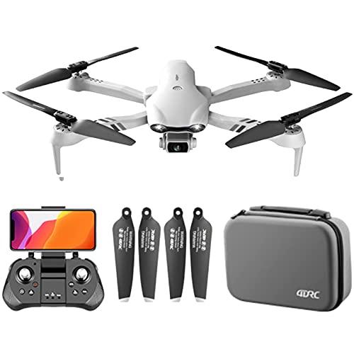 JJDSN 6K HD F10 Drone Quadcopter Pieghevole Dual-Lens GPS Posizionamento Intelligente Return Drone Camera Aereo telecomandato