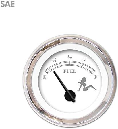 Aurora Instruments GAR172ZEXKABCC Mudflap Leve White Fuel Limited Austin Mall time cheap sale Gray