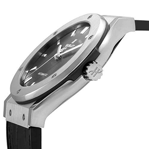 ウブロHUBLOTクラシックフュージョンチタニウムレーシンググレー511.NX.7071.LR新品腕時計メンズ(511NX7071LR)[並行輸入品]