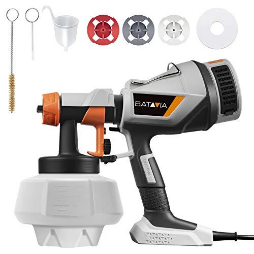 BATAVIA Paint Sprayer, HVLP Electric Spray Gun