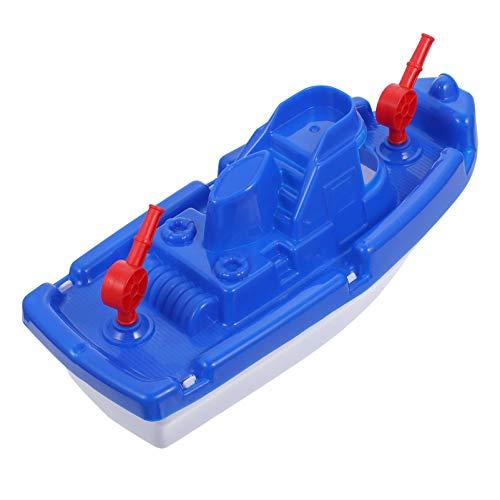 TOYANDONA Baby Bad Spielzeug Bad Boot Spielzeug Kunststoff Boot Pool Spielzeug Lustige Baby Dusche Spielzeug Außen Sand Strand Spielzeug