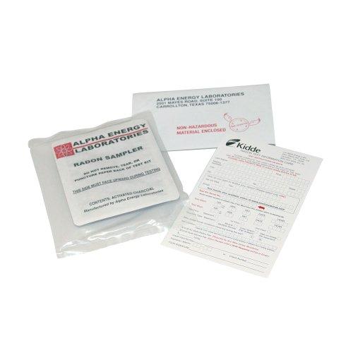 Kidde Radon Gas Detection Test Kit   Model 442020