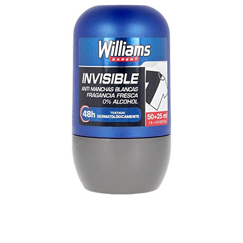 Williams Invisible 48H Deo Roll-On 360 g
