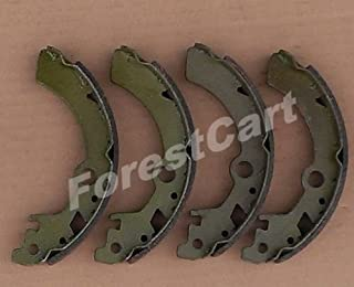 Brake Disc Pad Kit for Tomberlin Emerge(Part No. 1007556) , 4 Pieces Brake Shoes