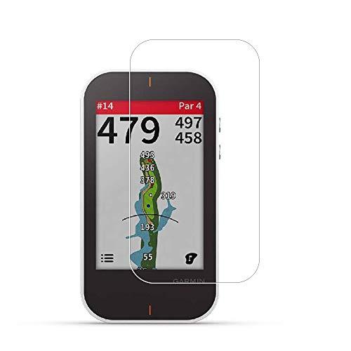 Zshion Protector de pantalla para Garmin Approach G80 a prueba de explosiones, película HD antiarañazos para Garmin Approach G80 (paquete de 3)