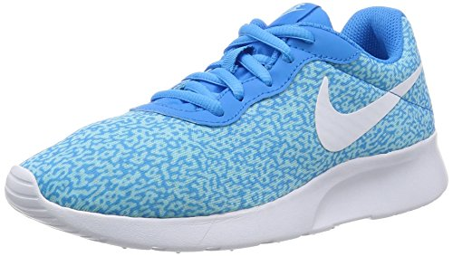Nike TANJUN PRINT SNEAKERS GRIJS DAMES