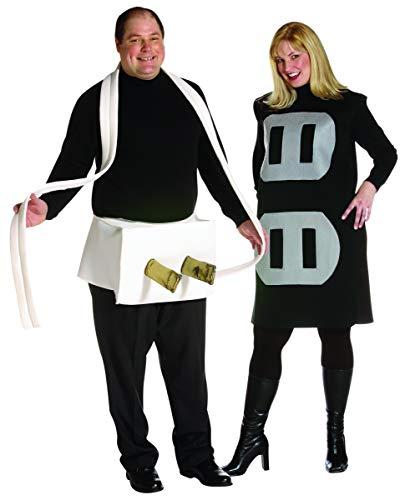 Rasta Imposta Plug and Socket Couples Plus Size Costume