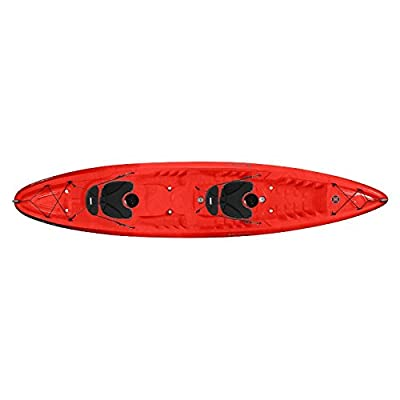 Perception Tribe Sit-On-Top Kayak for Recreation