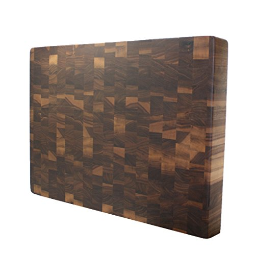 Kobi Blocks Walnut End Grain Butcher Block Wood Cutting Board 20