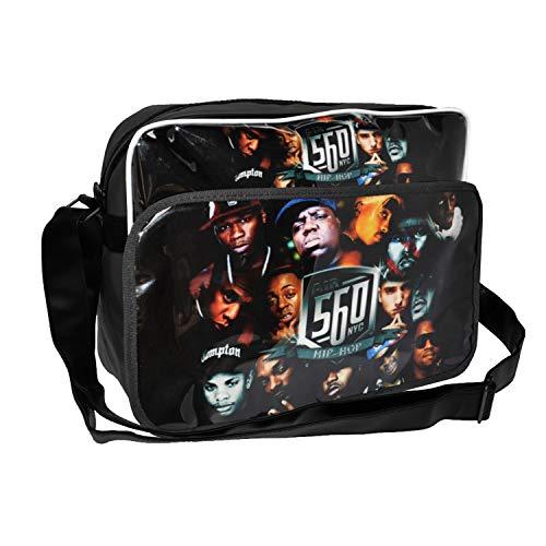 Hip Hop Allstars Schule/Schulter Tasche (Postman Bag PB34)