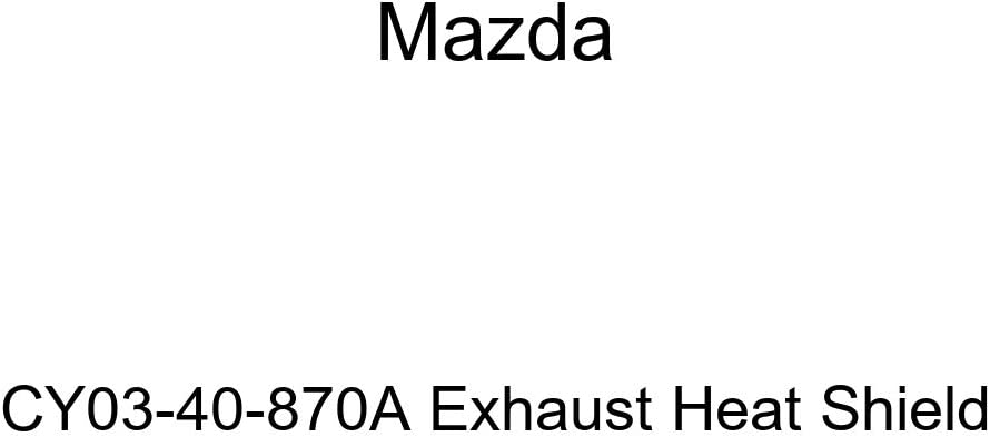 Mazda CY03-40-870A Exhaust Shield Heat All Spasm price items free shipping
