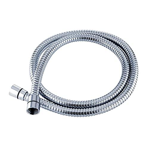 1.25m Anti-Twist Shower Hose - Chrome