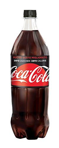 Coca-Cola Zero 1,5L (pack de 6)