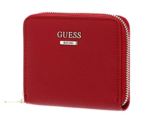 GUESS Womens SWVG78-81370-RED - Cartera para Mujer (tamaño Mediano), Multicolor