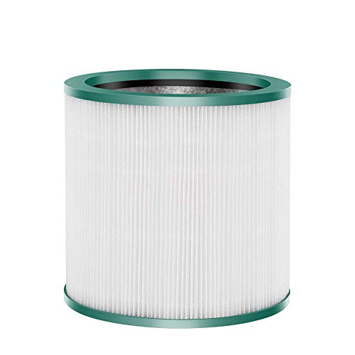 MeterMall Home Luchtreiniger Hepa Filter Element Vervanging voor Dyson AM11 TP00 TP02 TP03