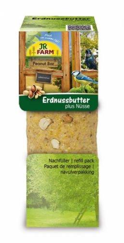 JR Garden pbar Beurre d'arachide Noix 350 g