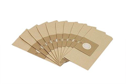 GV Genuine 10 Pack of Bags for Prolux Tritan Vacuum Cleaner