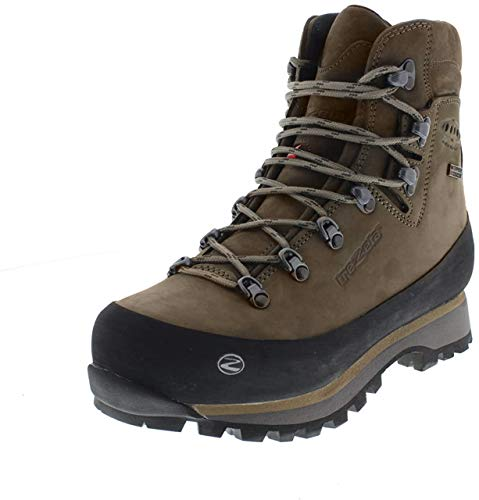 Trezeta Top Evo Testa di Moro, Stivali da Escursionismo Alti Uomo, Bushcraft, 41 EU