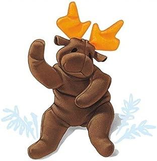 Chocolate the Moose - McDonald's Ty Teenie Beanie MIP - 1997 #04