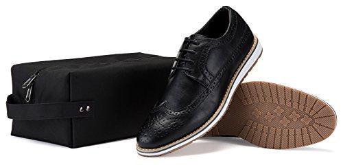 Mio Marino Mens Casual Shoes - Wingtip