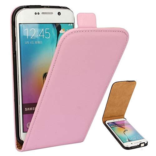 Roar Handy Hülle für Sony Xperia Z3 Compact Handyhülle Flipcase Tasche Schutzhülle Handytasche [Business PU Leder Flip Case mit Magnetverschluss] - Rosa