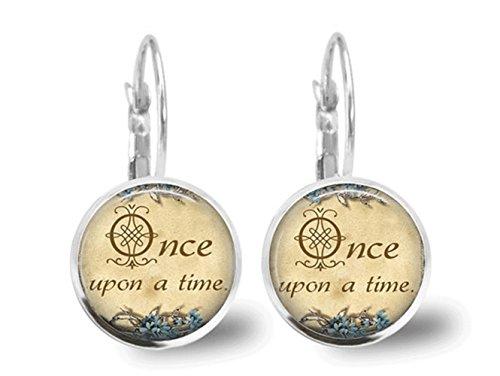 Fairy Tale orecchini once upon a Time rilievo gioielli