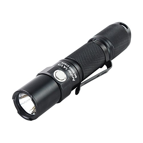 ThruNite Archer 1A V3 Neutral weiß 200 Lumen AA Batterie/Akku LED-Taschenlampe