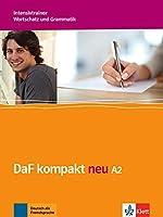 DaF kompakt neu in 3 Banden: Intensivtrainer A2 - Wortschatz und Grammatik