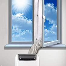 ANYAIR Universal Window Seal for Portable Air Conditioners, Casement Windows Only, Easy to Install, 118 inches x 16 inches