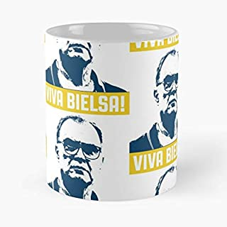 Viva Bielsa Celebrate The Leeds Revolution T-shirts Mugs Posters And More Classic Mug - Funny Gift Coffee Tea Cup White 11 Oz Best Gift For Holidays