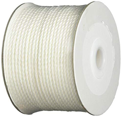 まつうら工業 クレモナS ロープ 3打ち 3mm×50m ボビン巻