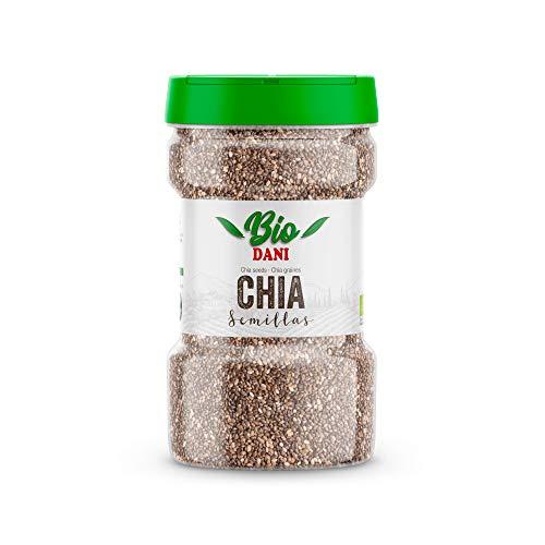 Dani Bio Chia Samen 6 Stück, 3600 g