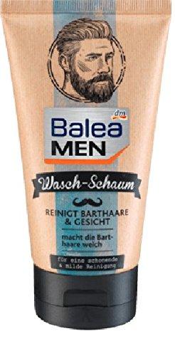 Balea MEN Bart-Waschschaum, 150 ml
