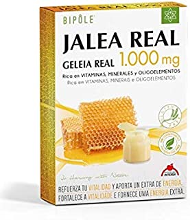 Bipole Jalea Real 20 ampollas