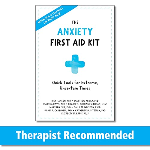 The Anxiety First Aid Kit: Quick Tools