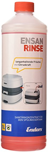 Enders® Sanitärflüssigkeit ENSAN RINSE (Frischwassertank) 1 l, 4984