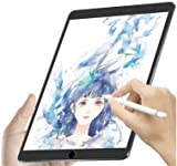 「PCフィルター専門工房」iPad 9.7用 ペーパーライク フィルム 貼り付け失敗無料交換 紙のような描き心地 反射低減 アンチグレア 保護フィルム ペン先の磨耗低減仕様