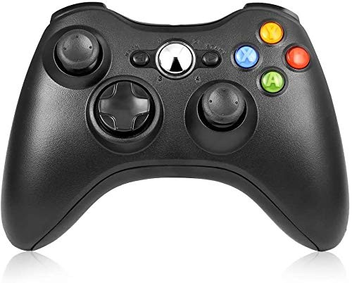 Xbox 360 Controller,Lyyes Xbox 360 Wireless Controller Gamepad for Microsoft Xbox & Slim 360 PC Windows 7