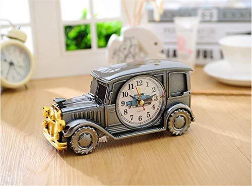 hlyhly Digitale klok wekker met Slimme klok elektronische klok jongen thuis kinderen wekker schattige cartoon leerlingen opstaan