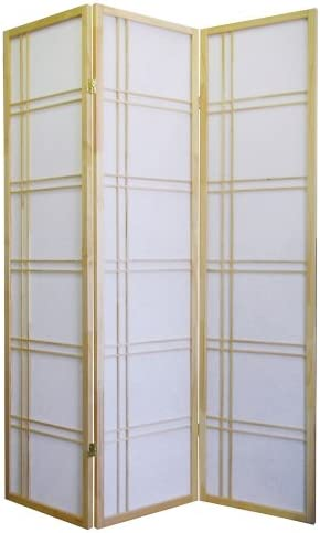 ORE International Limited price 3 Panel Room Natural - Ranking TOP8 Divider