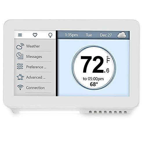 Vine Termostato inteligente programable Wi-Fi TJ-919